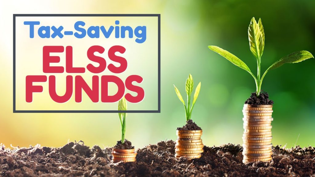 tax saving ELSS Equity linked saving scheme