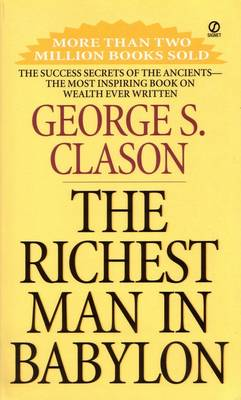 the richest man in babylon by george clayson