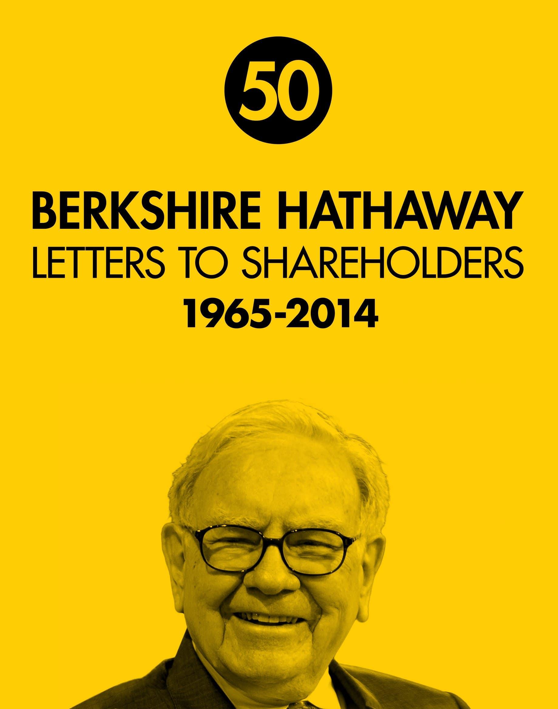 warren buffett letter to shareholders