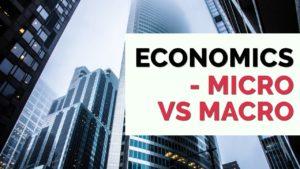 Micro vs Macro Economics cover