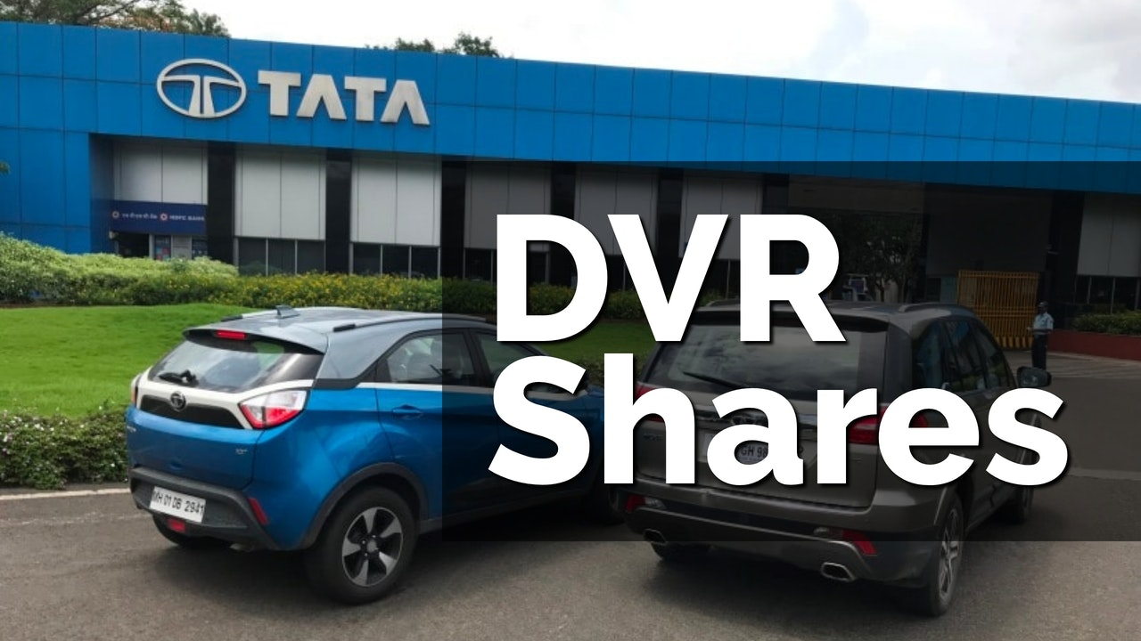 What is the Difference Between DVR and Normal Share cover