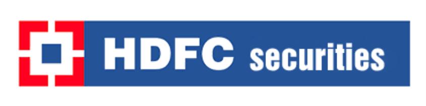 HDFC Logo | Top Stockbrokers in India