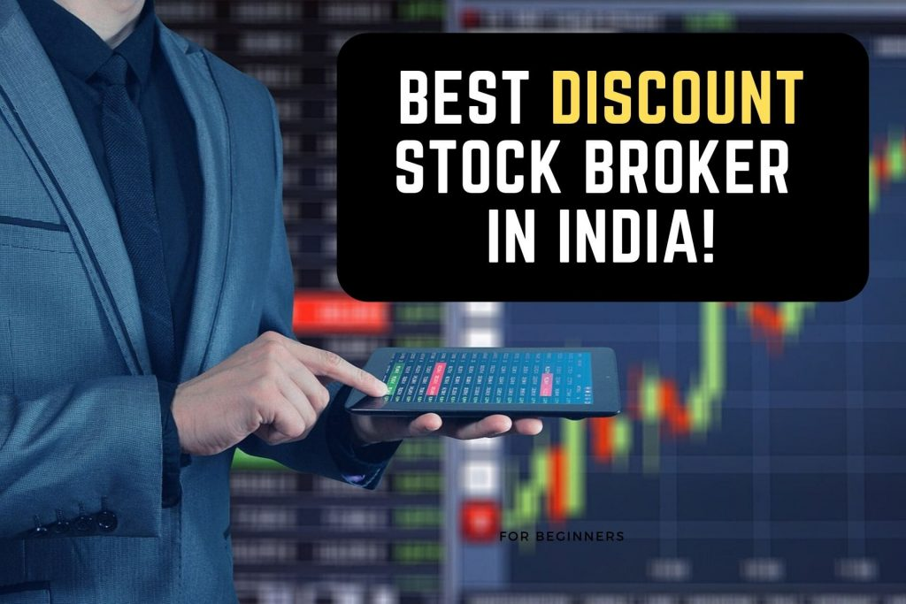 8 Best Discount Brokers in India - Stockbrokers List 2019 cover
