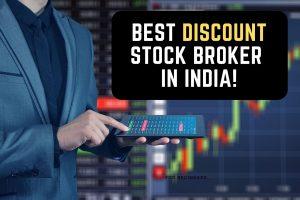 8 Best Discount Brokers in India - Stockbrokers List 2019 cover