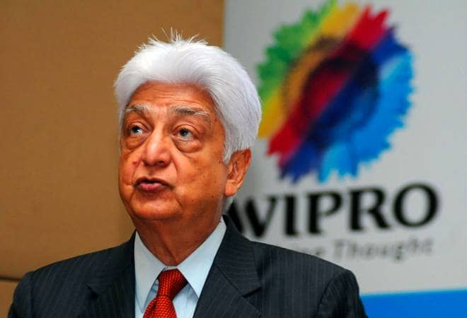 Azim premji's image - Richest Person in India