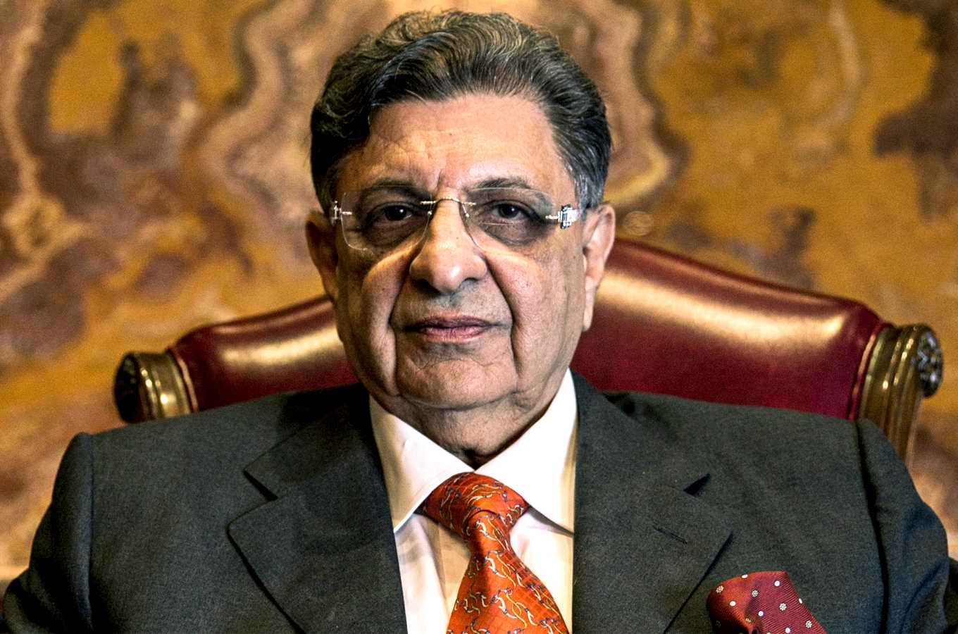 Cyrus-Poonawalla's image - Richest Person in India