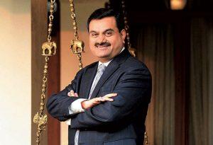 Gautam Adani's image - Richest Person in India