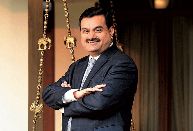 Gautam Adani's image - Richest Person in India