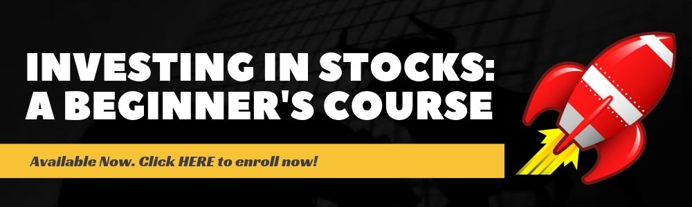 Investing in stocks beginners course