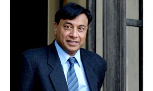Lakshmi Mittal's image - Richest Person in India