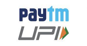 UPI Apps in India - Paytm