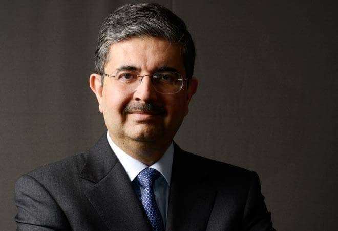 Uday Kotak's image - Richest Person in India