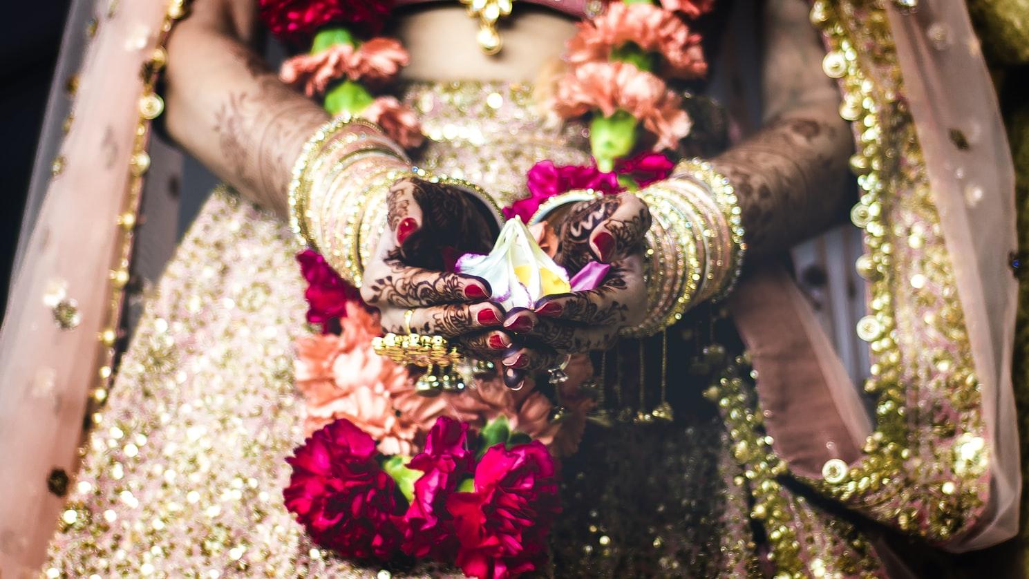 indian wedding cost