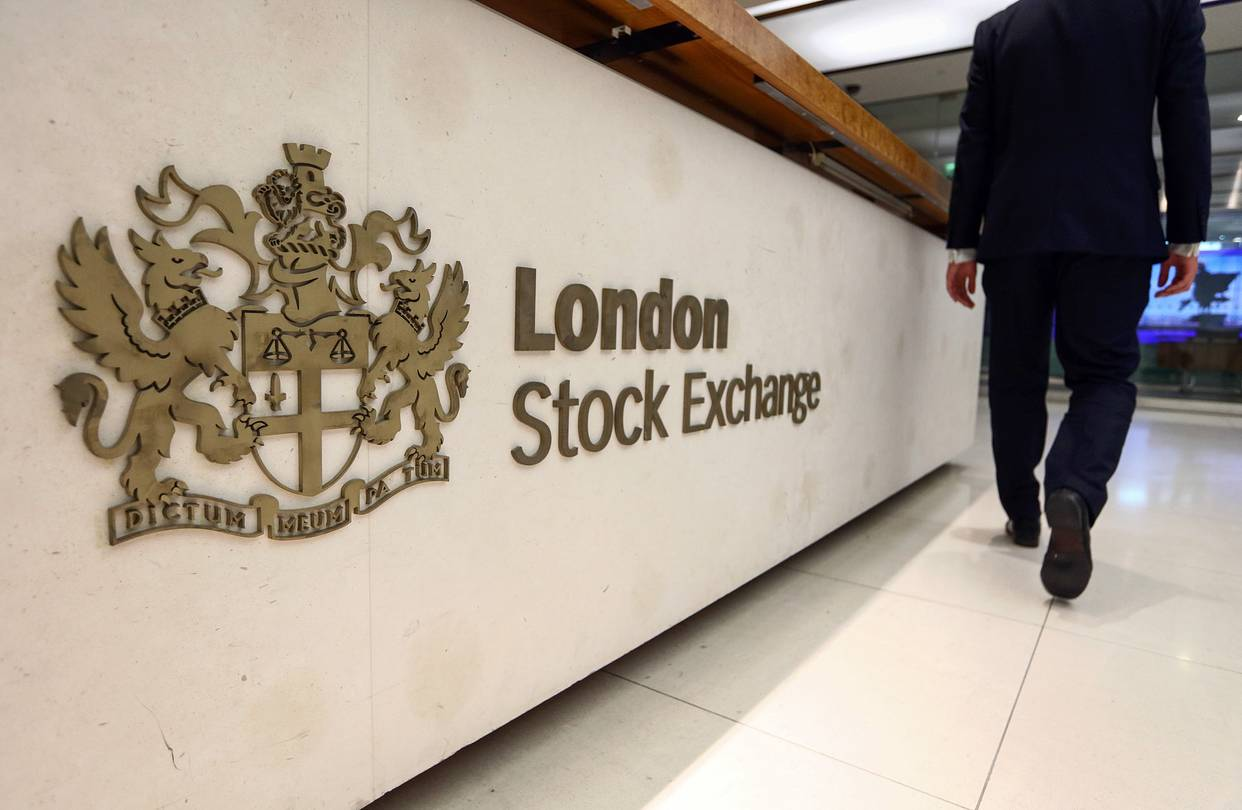london stock exchange image