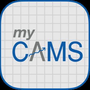 myCAMS Mutual-Fund App logo