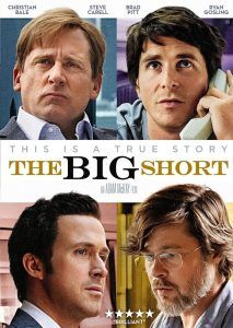 The Big Short stock market movie