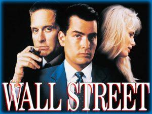 wall street stock market movie