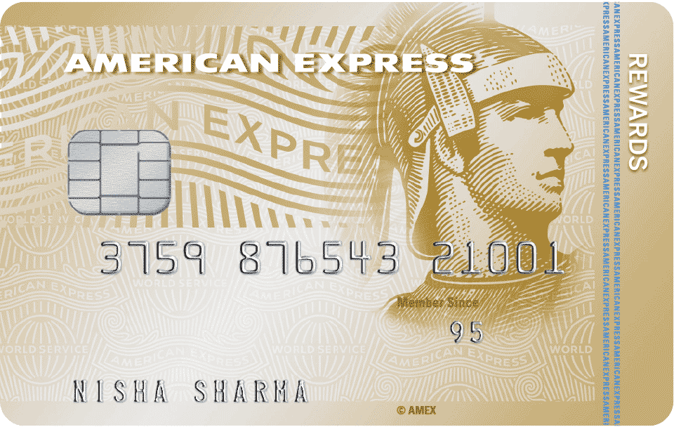 American express membership rewards card