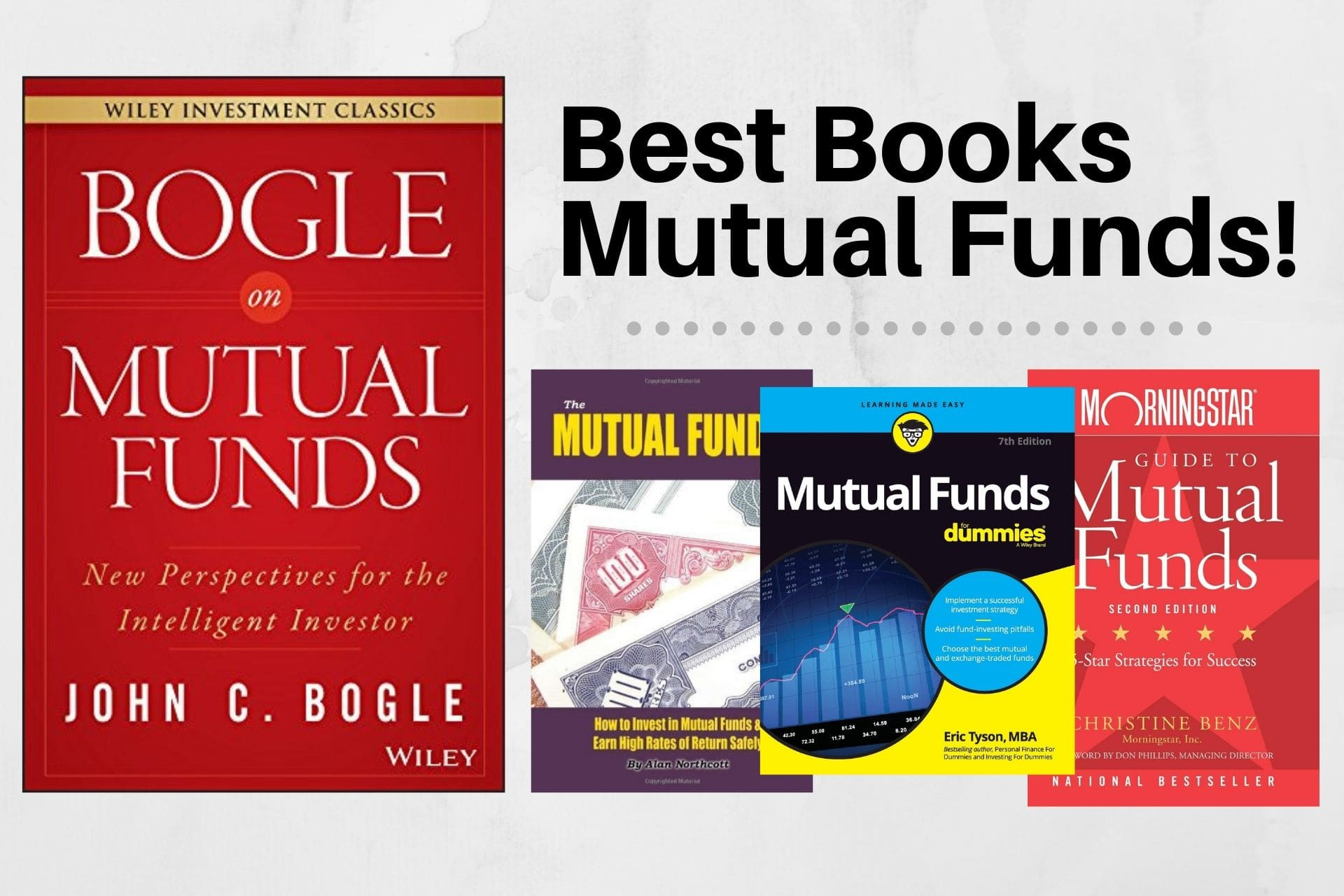 10 Best Mutual Fund Books Of All Time!