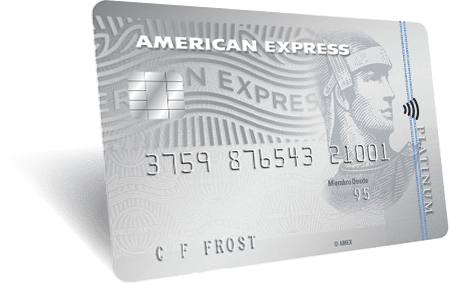 American Express Platinum Travelcard