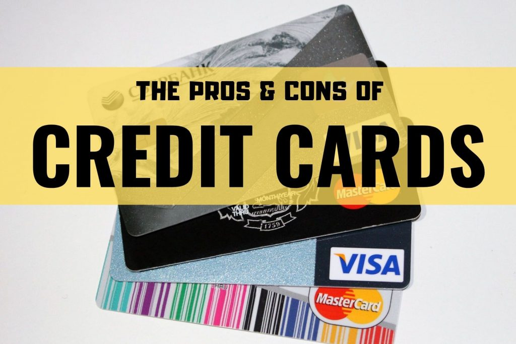 The Pros and Cons of Credit Cards in India cover
