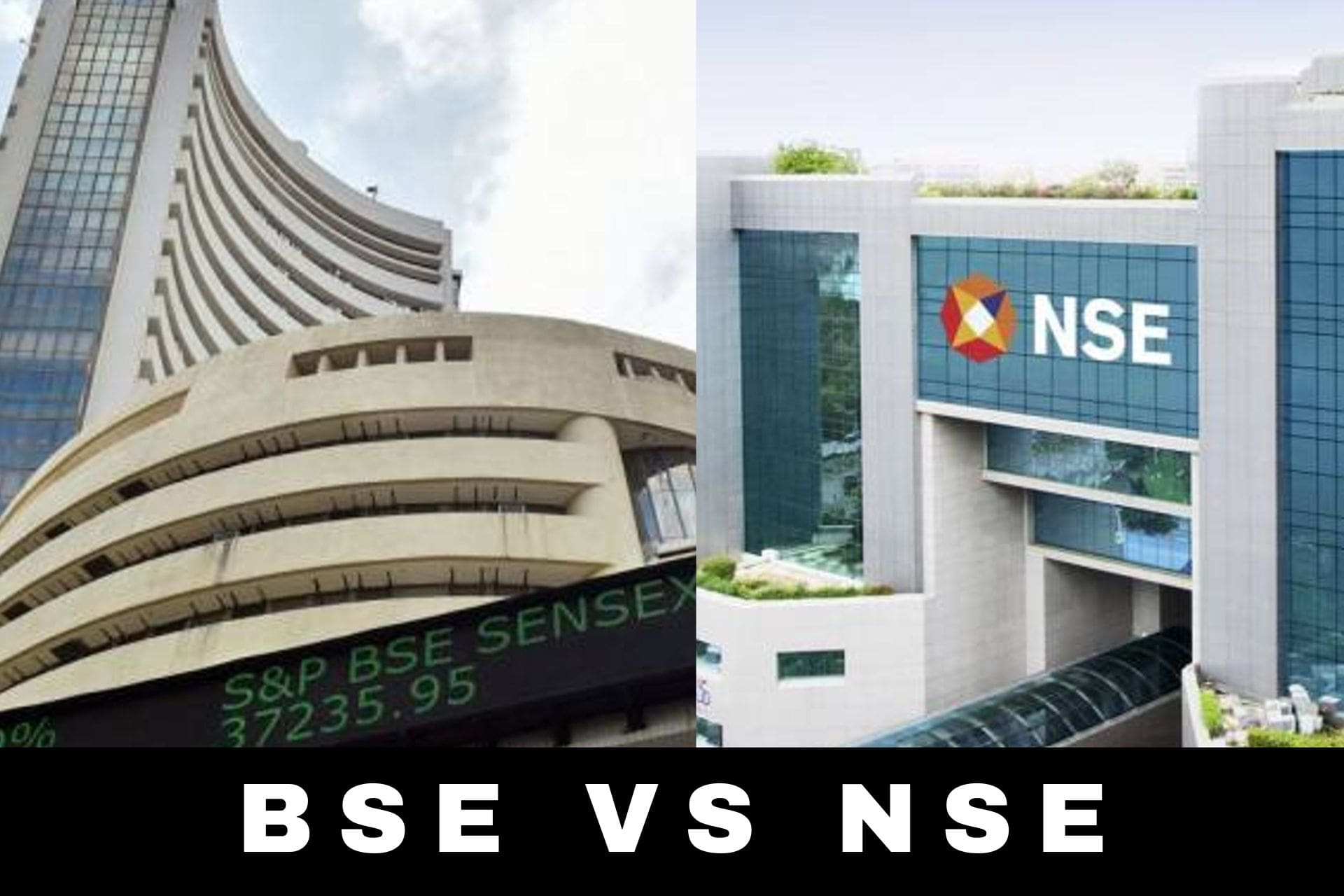 What is the Difference between BSE and NSE cover