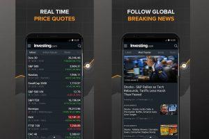 investing com mobile app