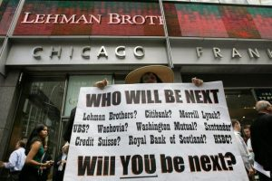 lehman brothers crisis