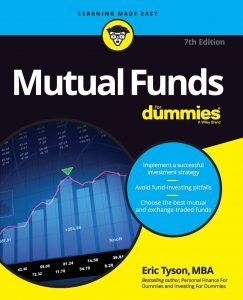 mutual fund for dummies by eric tyson