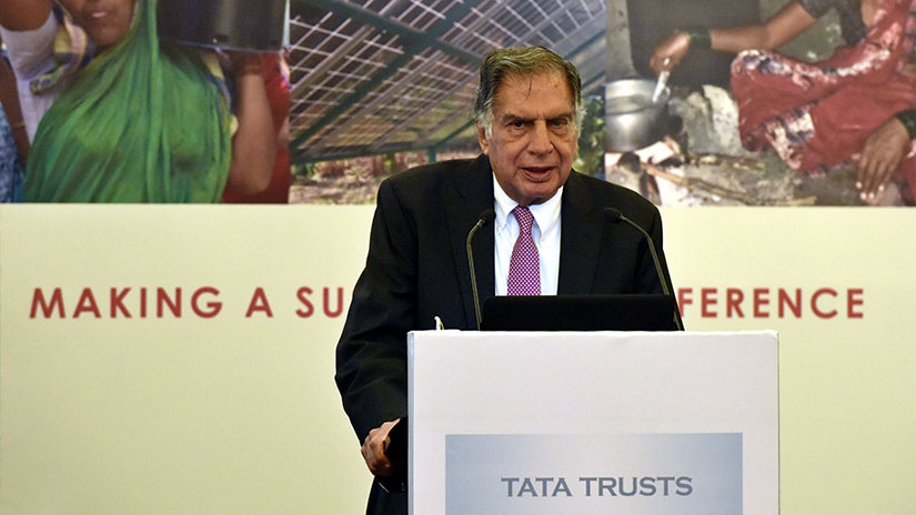 tata trusts Corporate social responsibility