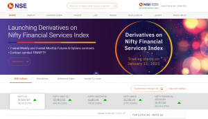 nse india website
