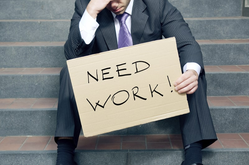 unemployment economic crisis
