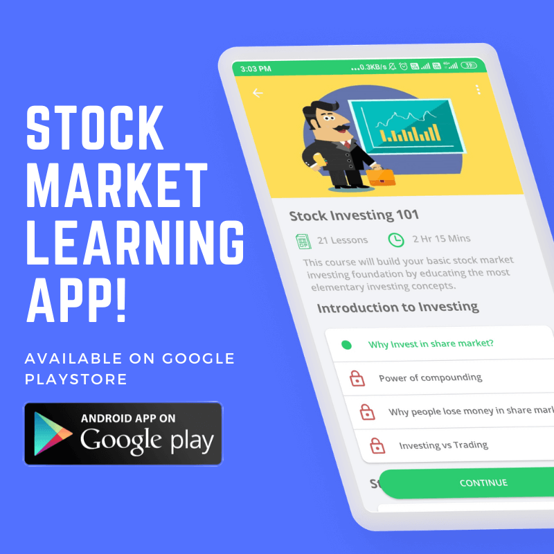 Trade Brains Stock Market Learning app
