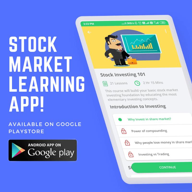 Trade Brains Stock Market Learning app