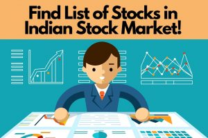 How to find Complete List of Stocks Listed in the Indian Stock Market cover