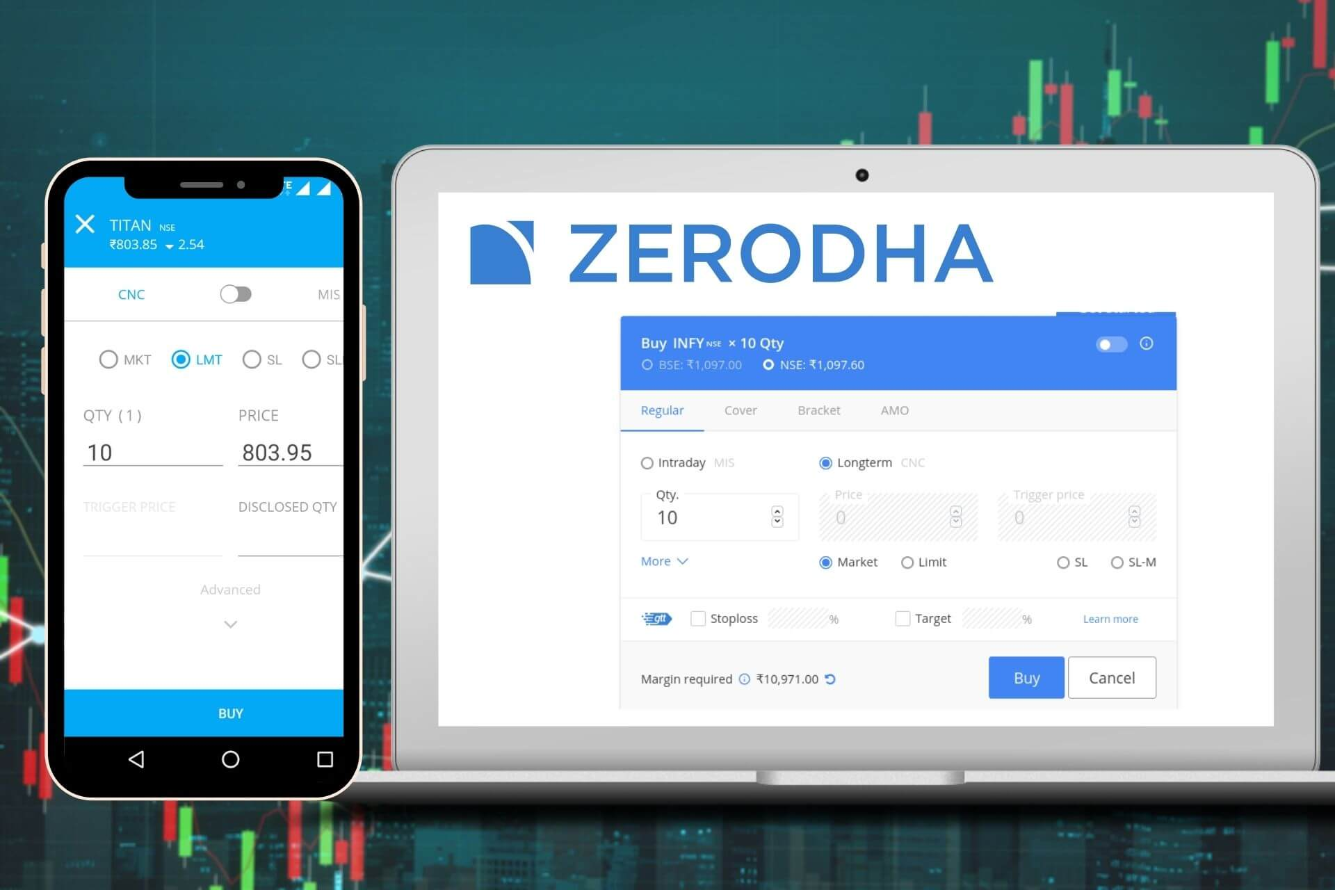 Zerodha Product Codes Explained- CNC, MIS meaning, SL & More cover