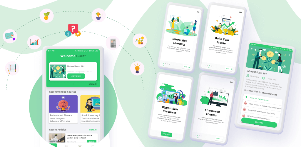 Meet the Newer Version of Trade Brains LearningApp