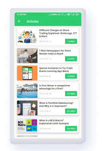 trade brains learning app articles