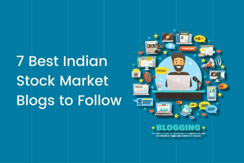 Best Indian Stock Market Blogs Cover