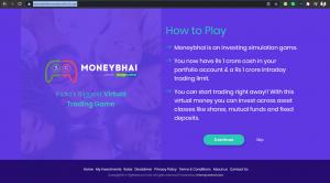 moneybhai virtual stock trading website