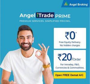 angel broking discount broker