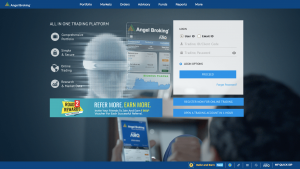 Angel Trading Platform - How to Open Demat Account at Angel Broking