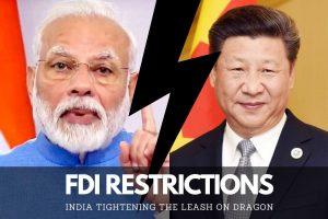 FDI RESTRICTIONS india 2020