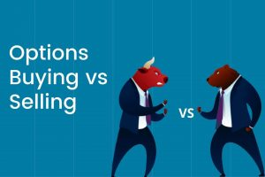 Options Buying and Selling - Two sides of Option Coin cover
