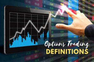 Options Trading Definitions - Must Know Terms for Beginners cover