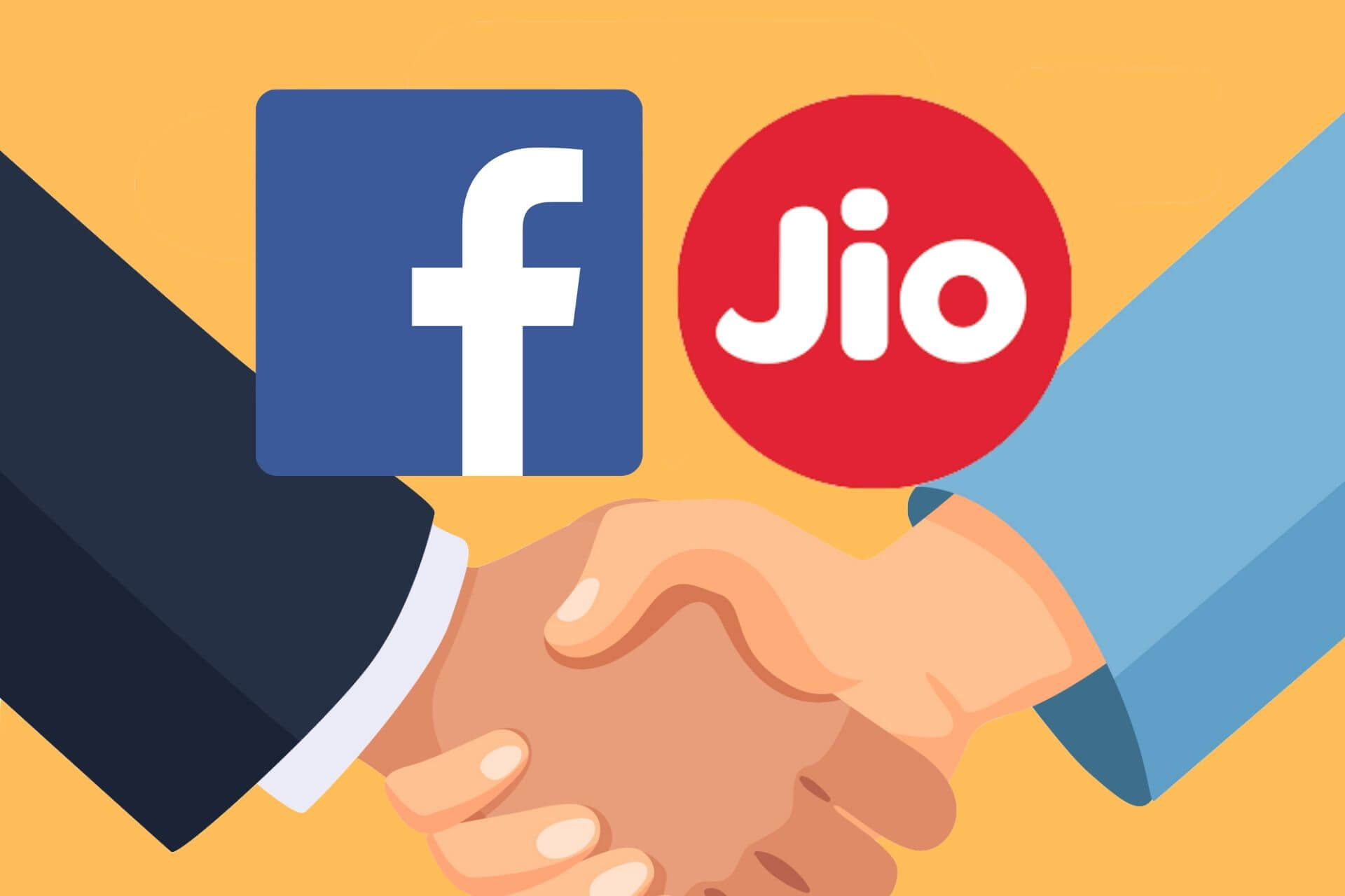 Facebook Jio Deal 2020 mukesh ambani mark zuckerberg