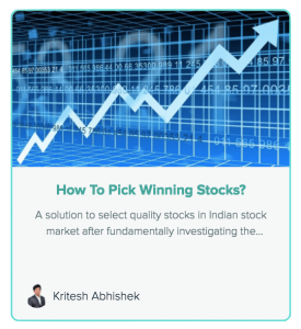 How to pick winning stocks course
