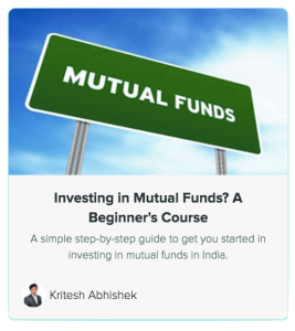 Investing in mutual funds a beginners course