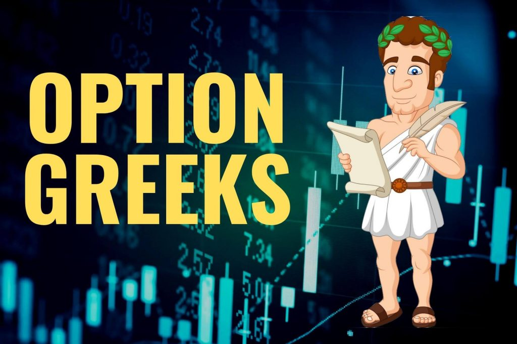 Option Greeks Basics - The Gods In Option Trading