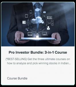 Pro Investor Bundle course